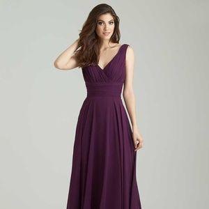 Allure Bridals 1455 Bridesmaid Dress